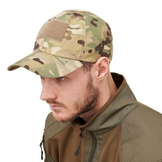Čepice BASEBALL TACTICAL MULTICAM